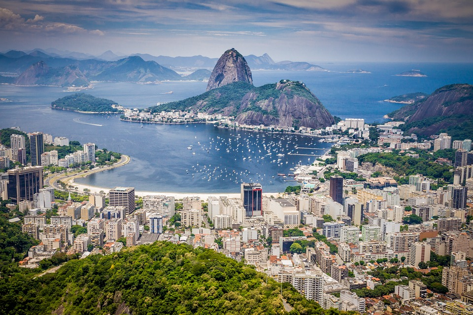 zatoka Rio de Janeiro